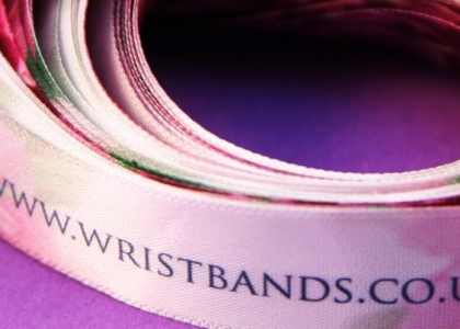 Wide range of Fabric Wristbands