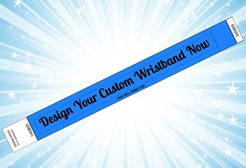 Design your custom wristband now